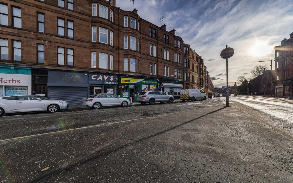 Cathcart Road